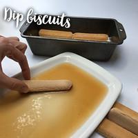 Dip biscuits