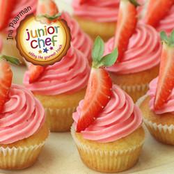 Mini strawberry cupcakes edited