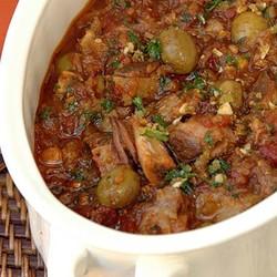 Spanish beef stew 2