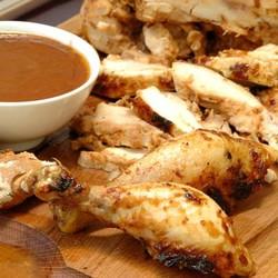 Boned bbq chicken %284%29