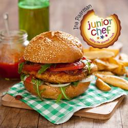Chicken burgers edited
