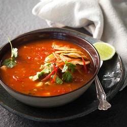 Tortilla soup aletta