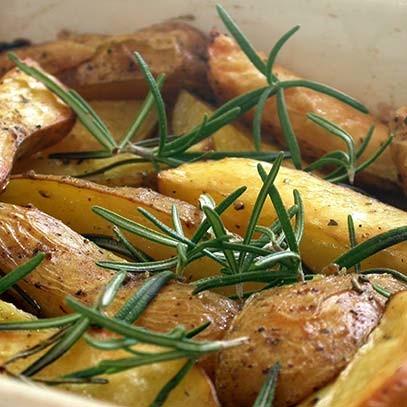 Ina Paarman   Rosemary Roast Potatoes