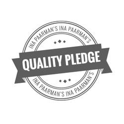 Quality pledge