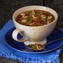 Easy minestrone edited