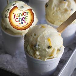 Granadilla ice cream junior chef edited