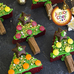 Junior chef   christmas trees