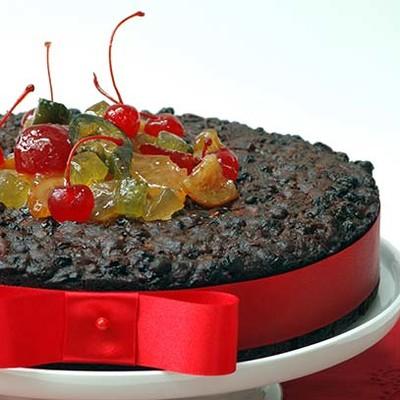Storing Xmas Fruit Cake